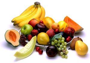 Los alimentos ricos en fibras son buenos para el sistema digestivo.